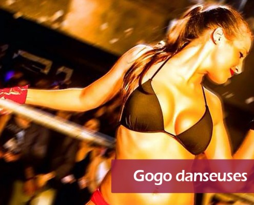 Gogo danseuses : Animations & shows discothèques & bars. Danseuses professionnelles Moderne jazz, Street jazz, Contemporain, Hip-hop, Samba.